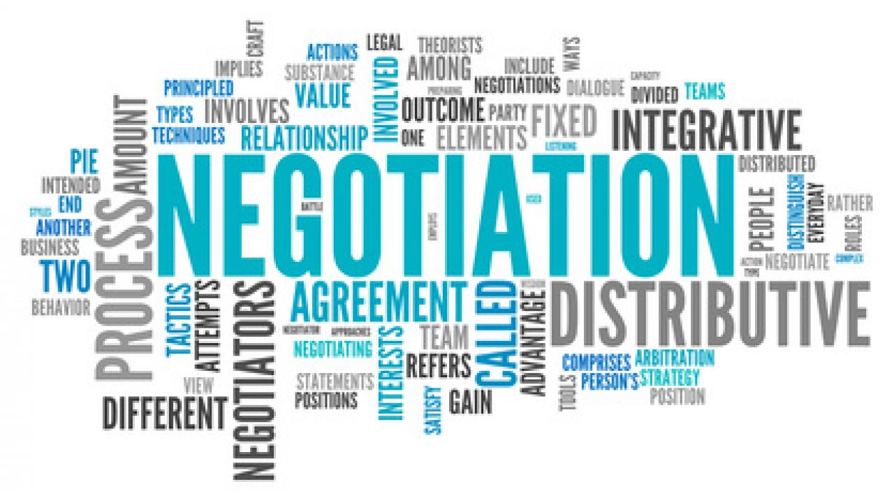 """negotiation word cloud"